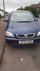 For sale Vauxhall Zafira,7 seters ,1.8 petrol