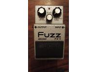 Boss Fuzz Pedal FZ-5