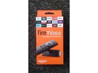 Amazon firestick with apps!