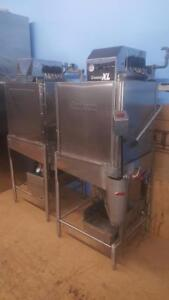 JACKSON UPRIGHT LOW TEMPERATURE DISHWASHER