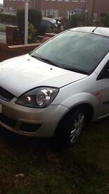 2007 Ford Fiesta 1.25 petrol £600 ono (read description) may px!! Try me??