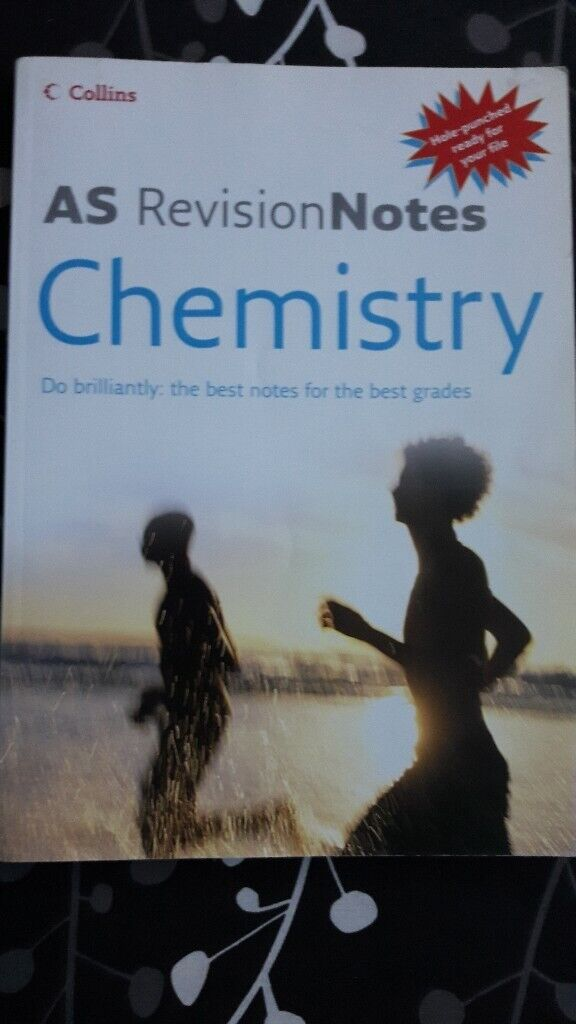 A level, AS level, A2 level Chemistry books/book   in Leicester,  Leicestershire   Gumtree