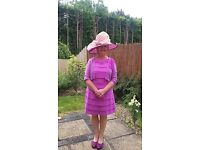 Mother of the Bride/Groom/Royal Ascot Dress and Shoes
