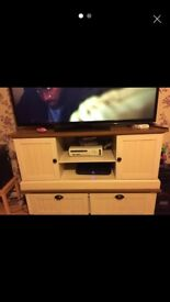 Free tv unit and coffee table