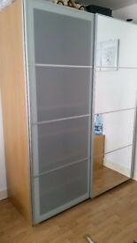 Sliding doors Wardrobe ideal condition