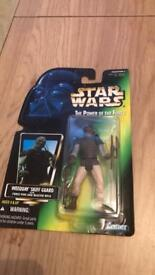 Star Wars power of the force figure unopened