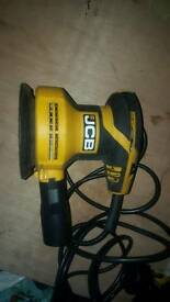 NEW JCB ORBITAL SANDER
