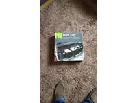 FOR SALE CAR BOOT TIDY( NEW ) STILL IN BOX ONLY £6