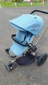 Quinny Buzz Travel System includes car seat and many m9re