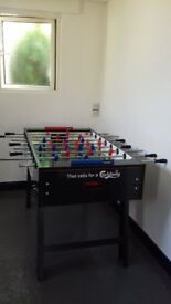 """Full """"Pub"""" sized Football Table in good condition"""