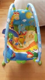 Great condition Tiny Love Gymini Bouncer