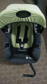 Baby Weavers Car Seat for sale 0-3 years
