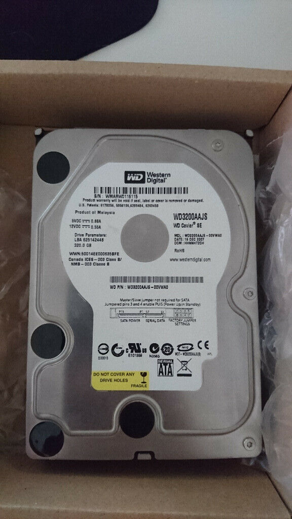 3 Hard Drives, Individually or Together   in Chandlers Ford, Hampshire    Gumtree