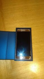 SAMSUNG GALAXY S7 EDGE GOLD PLATINUM 32GB ALL NETWORK FACTORY UNLOCKED