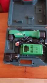 Hitachi cordless 18volt angle drill