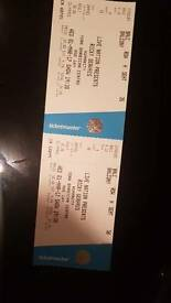 2 x Ricky Gervais tickets Humanity tour at York Barbican 1st March