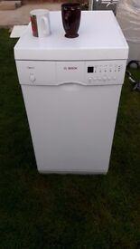 **BOSCH**SLIMLINE DISHWASHER**COLLECTION\DELIVERY**MORE AVAILABLE**BARGAIN**NO OFFERS**