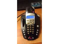BT freelance XD5500 digital cordless phone with answerphone