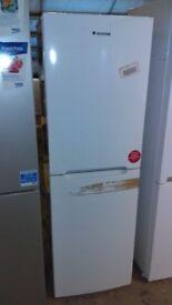 Hoover 50/50 fridge freezer new ex display