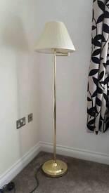 Floor sanding lamp