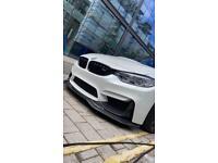 BMW M4 & M3 PSM STYLE FRONT SPLITTER CARBON FIBRE F80 F82 F83