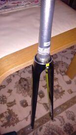 Felt f6 carbon fork 1.18 tapered road fork new