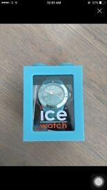 Tiffany Blue Ice Watch