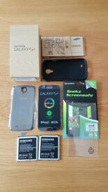 Samsung Galaxy S4 GT-I9505 - 16GB - Black Mist (Unlocked)