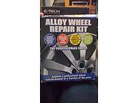 Alloy wheel repair kit by E-TECH
