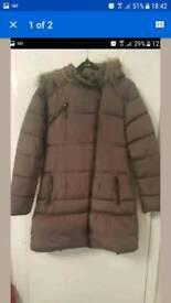 Girls coat age 13/14