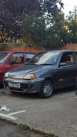 Grey and Orange Seicento Sporting