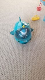 Gup A from Octonauts