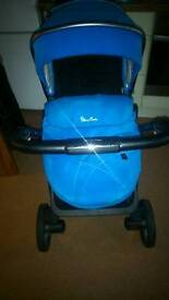 Silvercross pioneer stroller