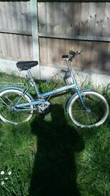 Girls bike 3speed 1973 two new tyres new pedals excellent condition