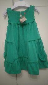 *NEW* baby girls summer dress from Next, 12-18 months