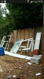 Garden fences free!