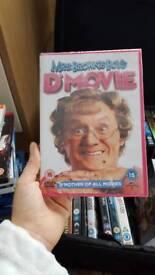 Mrs Brown's boys D'Movie DVD brand new