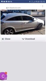 Vauxhall astra turbo