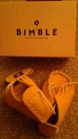BIMBLE baby shoes