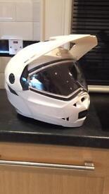 Motorcycle Caberg Helmet tourmax