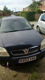 Vauxhall vectra 2.2dti