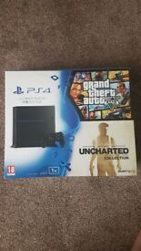 *SOLD* PS4 1Tb + 2 controllers + 8 Games