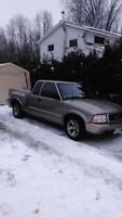 2002 s10 Sonoma drive it home 1400 lots of new parts