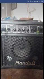 Randall RG15RXM amp like new