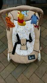 Bouncer & rocker chair
