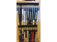 PS3 Slim 300 GB, 2x Controller, 37 GAMES