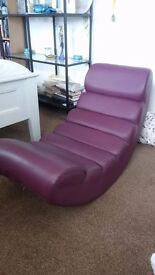 Purple Dwell rocker