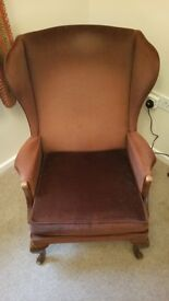Parker Knoll arm chair