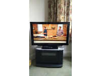 """Freesat + Freeview 37"""" TV - Panasonic TX37LZD81 wih Stand - Buyer Collects"""