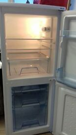 NewWorld Fridge Freezer - 3 months old - as new. White & compact